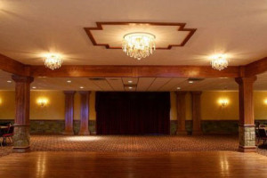 Ballroom at Lakeview Hills Golf Resort.