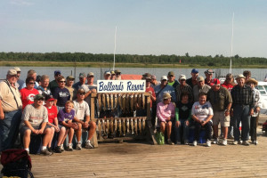 Groups at Ballard's Resort.