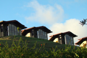 Exterior view of Arenal Lodge.
