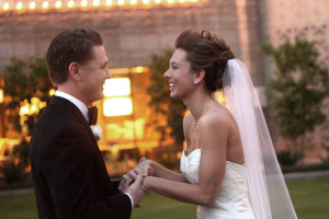 Wedding Couple at Arizona Biltmore Resort