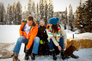 Family at Inn at Aspen.