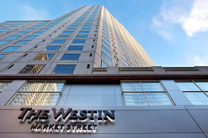 Exterior view of The Westin San Francisco Market Street.