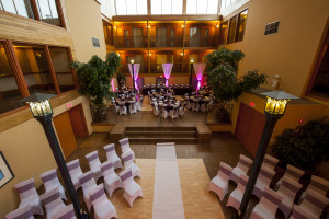 Weddings at Banff Ptarmigan Inn.