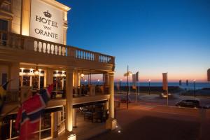 Exterior view of Hotels van Oranje.