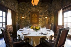 Dining at Pronghorn Resort.