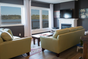 Beautiful Views at Niagara Holiday Rentals