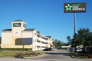 Welcome to the Extended Stay America Economy Houston - The Woodlands