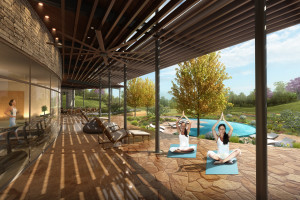 Fitness at La Cantera Hill Country Resort.
