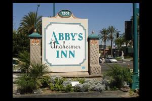 Welcome to Abby's Anaheimer Inn.