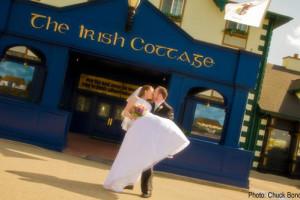 Wedding at The Irish Cottage Boutique Hotel