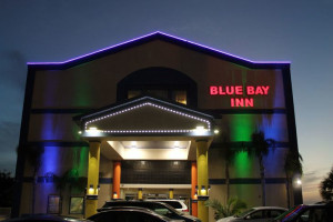 Exterior View of Blue Bay Inn and Suites