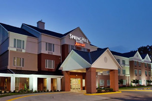 Welcome to SpringHill Suites Houston Brookhollow