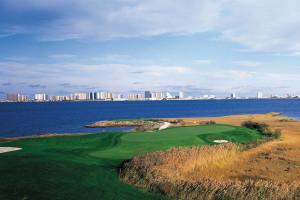 Golf course near Plim Plaza Hotel Ocean City.