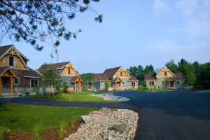 Cottages at The Diamond 'In The Ruff'