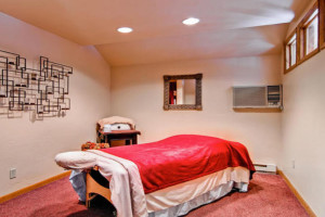 Spa Massage Room at Trappeur's Crossing Resort