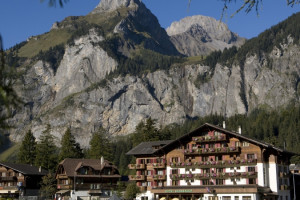 Exterior view of TOP Hotel - Kandersteg.