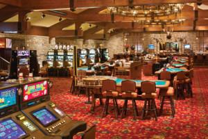 Casino at Hyatt Regency