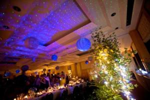 Wedding ceremony at Granlibakken Resort.