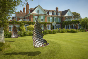 Exterior view of Chewton Glen.