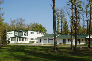 Exterior view of Wildwood Inn Bed & Breakfast.