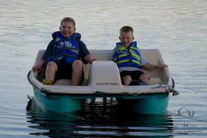 Water Activities at Royal Starr Resort