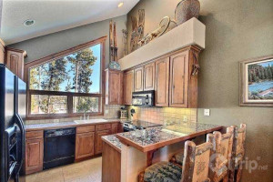 Vacation rental kitchen at iTrip - Breckenridge.