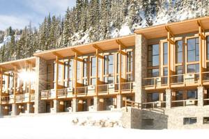 Exterior view of Ski Big 3.