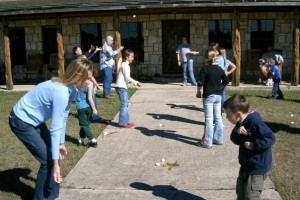 Outdoor activities at Silver Spur Ranch.