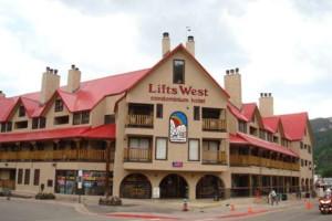 Exterior View of Lifts West Condominium Hotel