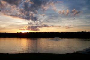 The Lake at Otter Lake Camp Resort