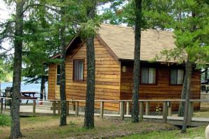 Cabin at Tomahawk Resort