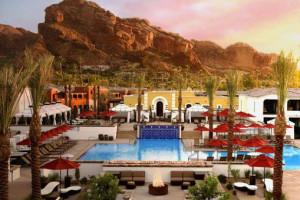 Exterior View of Montelucia Resort