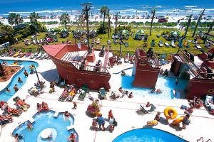 Waterpark at The Breakers Resort.