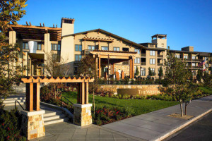 Exterior view of The Westin Verasa Napa.