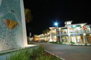 Exterior view of Villagio on Perdido Key.