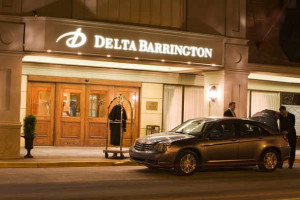 Exterior view of Delta Barrington.