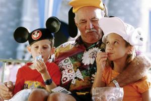 Walt Disney World in near by Clarion Inn Lake Buena Vista.