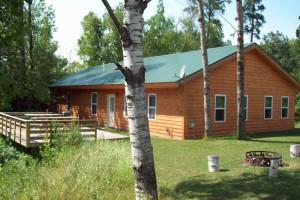 Exterior view of Oak Haven Resort & Campground.