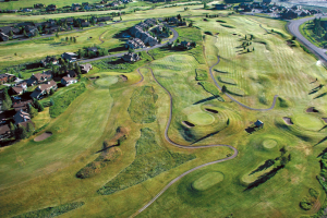 Big Sky Golf course near Big Sky Vacation Rentals.