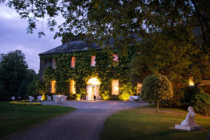 Exterior view of Ballymaloe.
