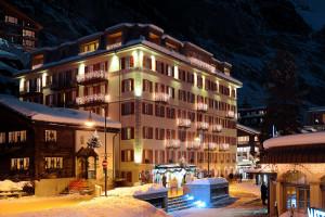 Exterior view of Seiler Hotel Monte Rosa.