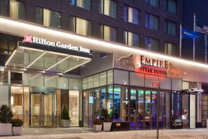 Exterior View of Hilton Garden Inn Central Park South
