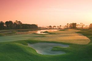 Golf course near Seabonay Motel Ocean City.