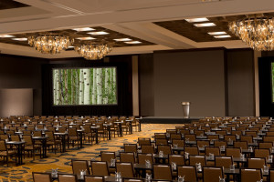 Meeting room at La Cantera Hill Country Resort.