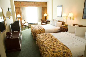 Guest Suite at Fredonia Hotel & Convention Center