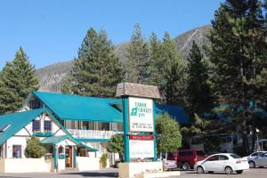 Exterior View of Tahoe Chalet Inn-Lake Tahoe Hotel