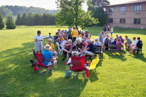 Family Gathering at Open Hearth Lodge