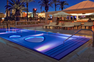 Outdoor Pool at Hard Rock Hotel