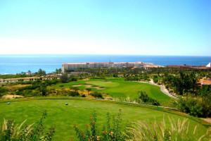 Golf course at Casa Del Mar Golf Resort & Spa.