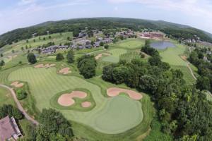 Golf course at Old Kinderhook Resort & Golf Club.
